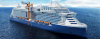 Panasonic projectors on board the Celebrity Edge