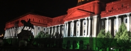 Projection mapping makes a splash for FINA