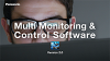 Multi Monitoring and Control Software Promotion video (English)